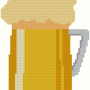 Beer Virtual Stitches