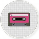 Cassette tape 7 Illustraition