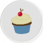 Party Cupcake 9 Illustraition