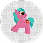 Pony Berry Illustraition