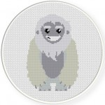 Yeti Illustraiton