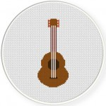 Acoustic Guitar Illustraition