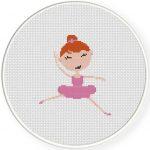 Ballerina 3 Illustraition