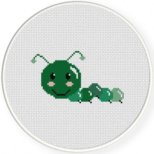 Caterpillar Illustraition