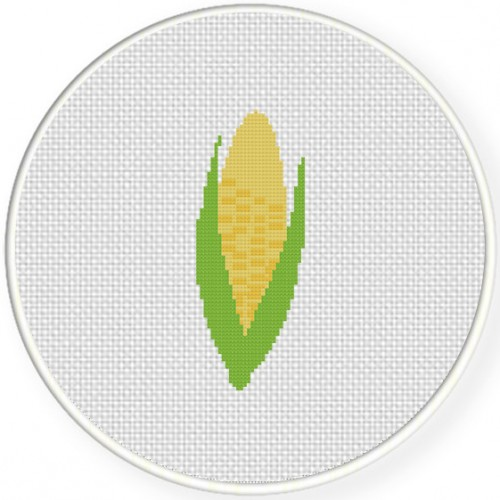 Corn Illustraition
