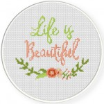Life is Beautiful Illustraition