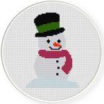 Snowman Illustraition