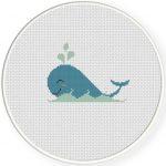 Whale Illustraition