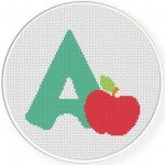 A-Apple Illustraition