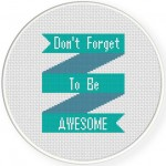 Be Awesome Illustraition
