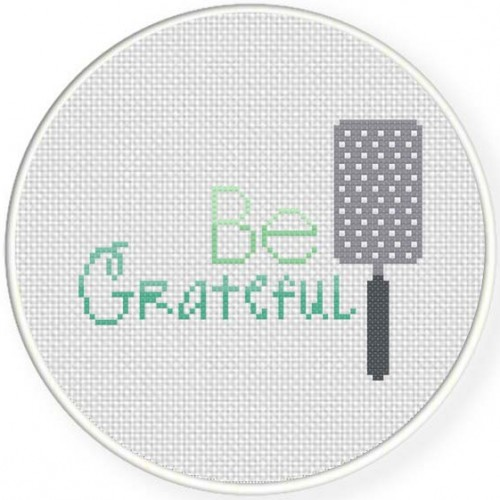 Be Grateful Illustraition