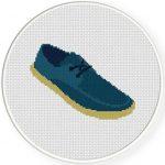 Boat Shoe Illustraition