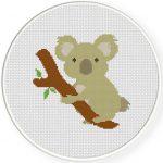 Koala bear Illustraition