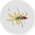 Lady Bug Illustraition
