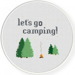 Let_s Go Camping Illustraition