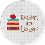 Readers are Leaders Illustraition