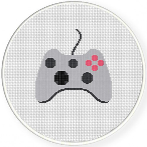 Xbox Controller Illustraition