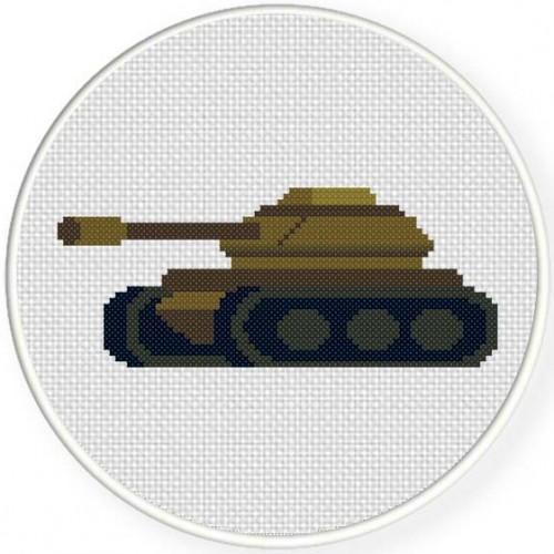 Army Tank Illustration