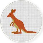 Kangaroo Illustraition