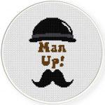 Man up! Illustration