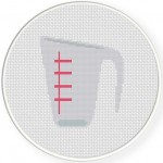 Measuring Cup Illustraition