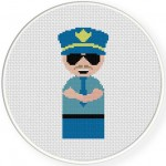Policeman Illustraition