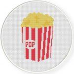 Popcorn Illustraition