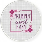 Primpin_ ain_t Easy Illustration