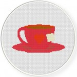 Tea Cup Illustraition