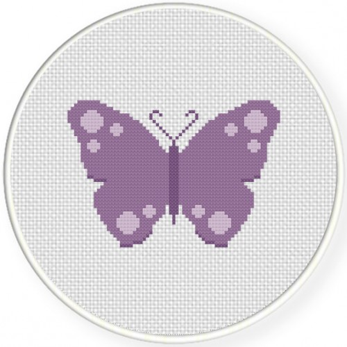 Butterfly Stitch Illustration