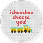 Choo choose you Illustration