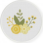 Spring Flower Yellow Illustration