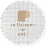 Is This You Cross Stitch Illustration