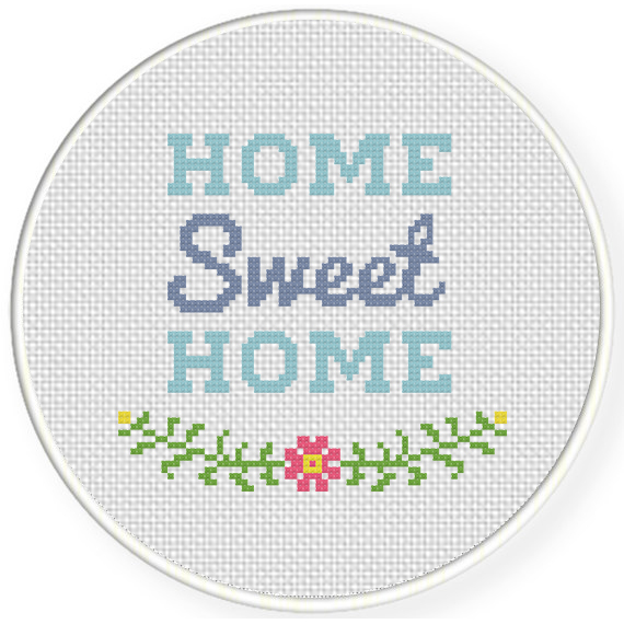 pin homesweethousecrossstitchkit on pinterest
